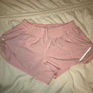 LULULEMON pink gotta hot short